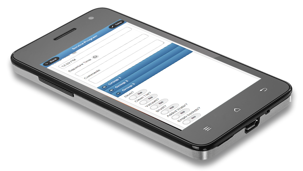 Field Service Mobile Software